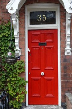Gold House Numbers Traditional Front Doors Other Metro The Fanlight Number Co Traditional Front Doors Victorian House Numbers Doors
