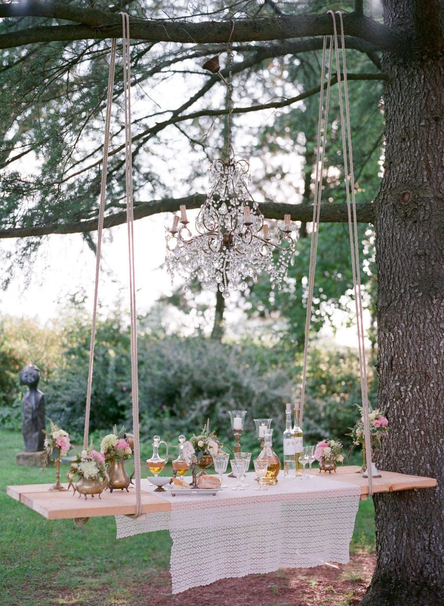 10 idées originales pour présenter son buffet de mariage