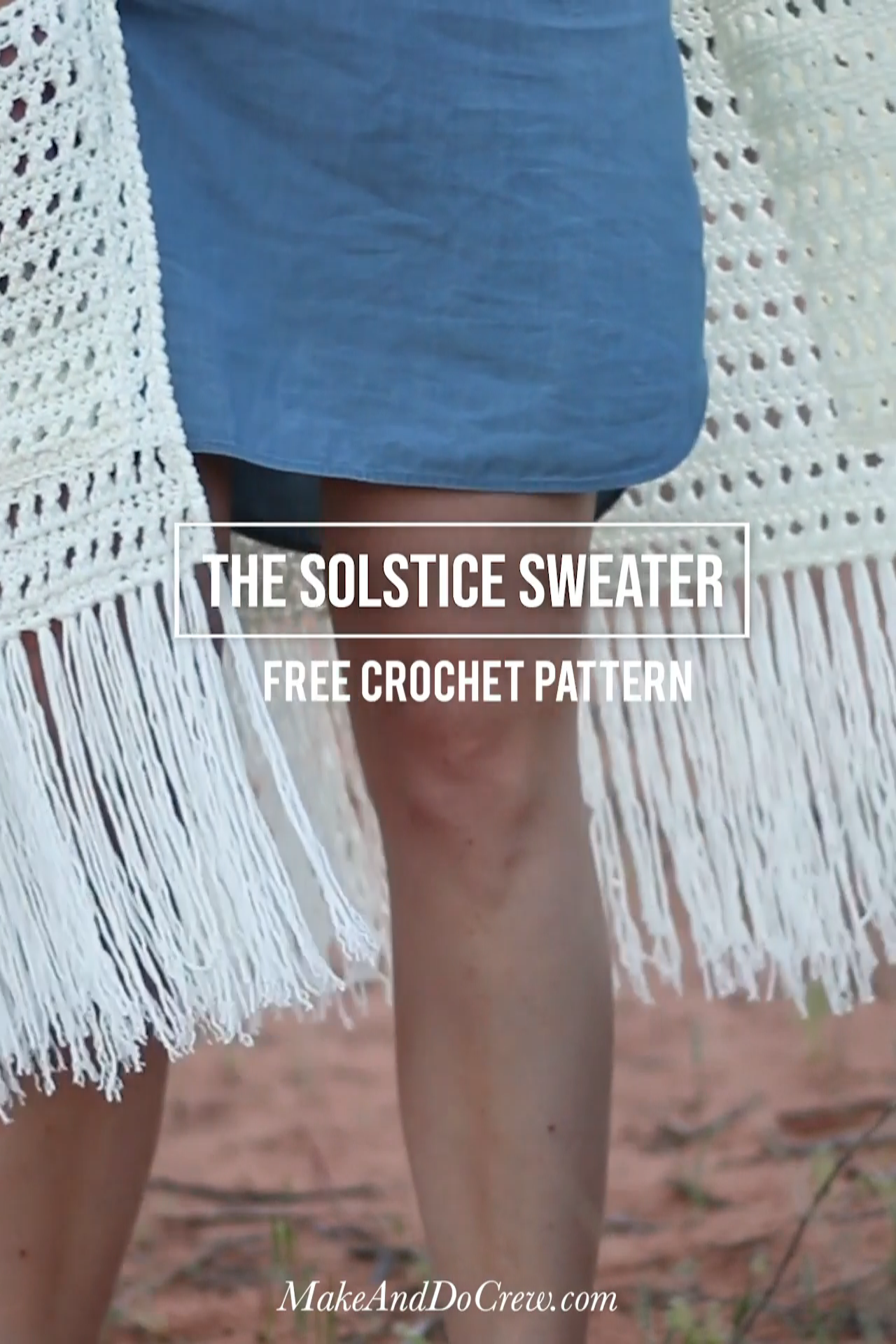 Photo of Easy Fringed Crochet Long Cardigan – Free Pattern