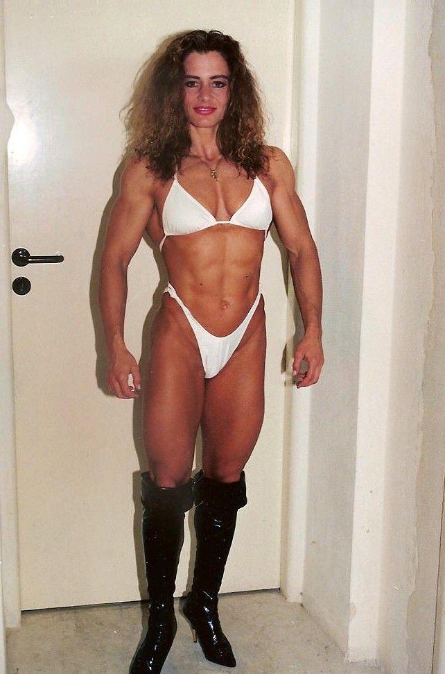 Zuzana Korinkova   Retro Bodybuilding   Pinterest