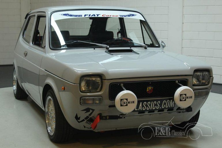 For Sale Fiat 127 1981 Offered For Gbp 2 901 Coches Clasicos