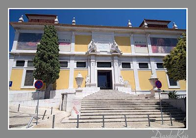 MUSEU NACIONAL DE ARTE ANTIGA - LISBON