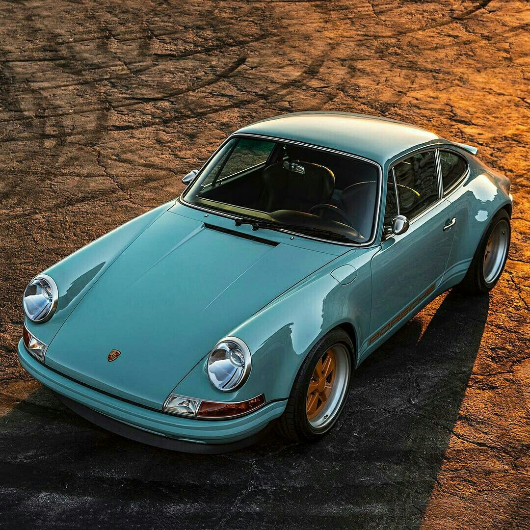 Classic air-cooled 911