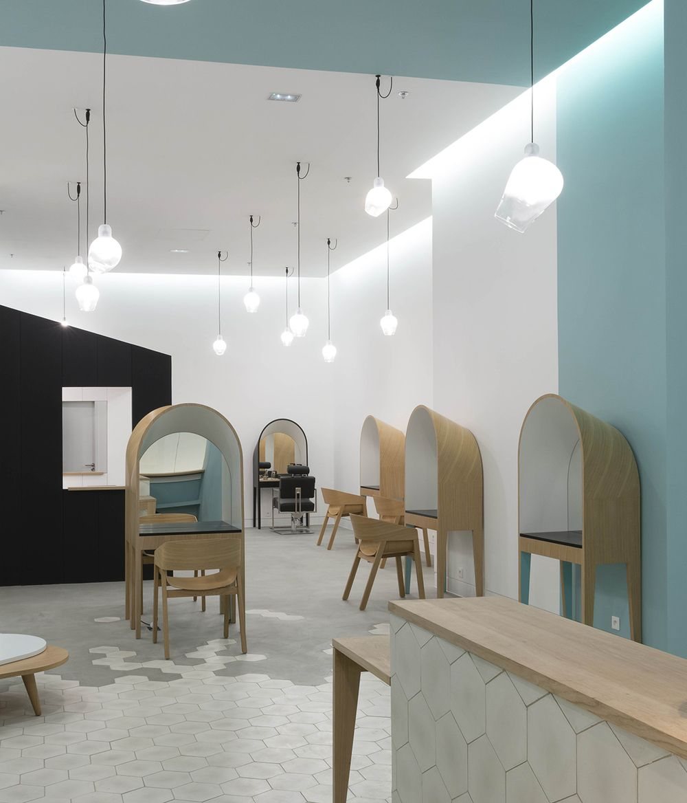 Hair salons, marseille and salons on pinterest