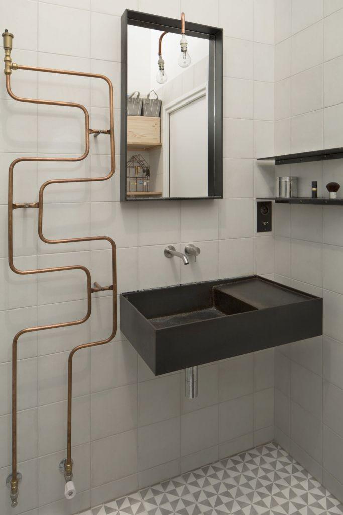 Jansens Maxime   Chauffe serviette bathrooms Pinterest Maxime - Fuite Radiateur Chauffage Maison