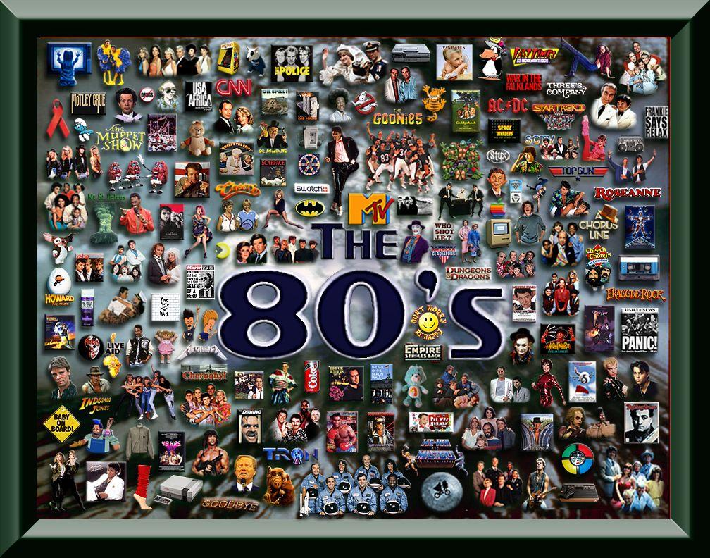 REMEMBERING THE 80;S Remembering the 1980's The 80s