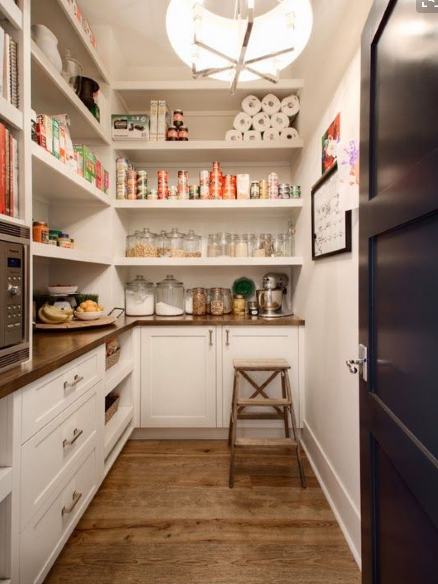 Pin By Justine On Kitchen - Pinterest - Kitchen Pantries,