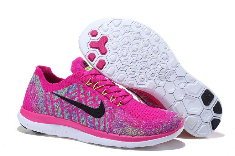 Nike Free 4.0 Flyknit Femme,NIKE Chaussures running Free Run 4.0 Flyknit  Femme pas cher