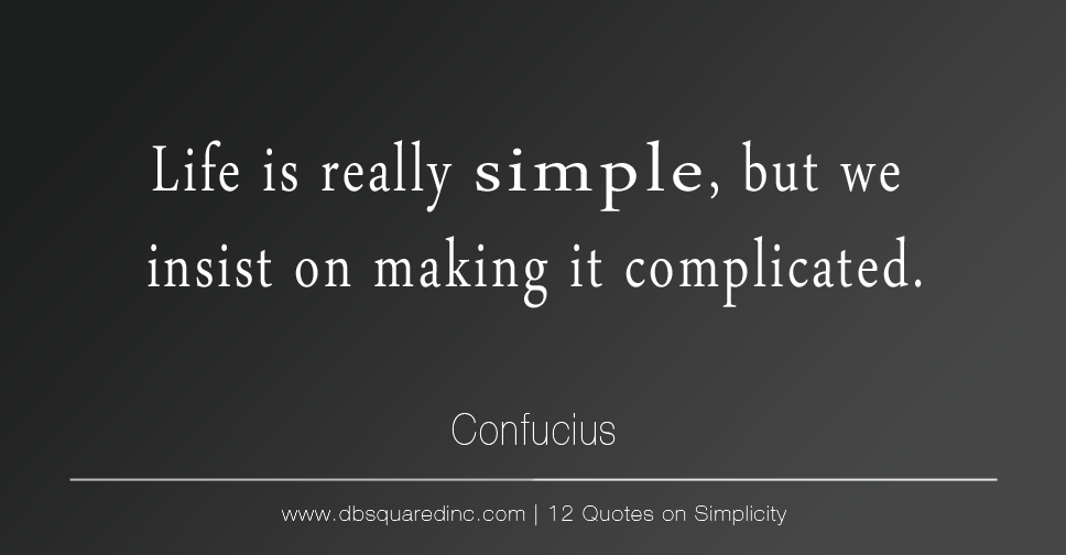 Quotes On Simplicity 2