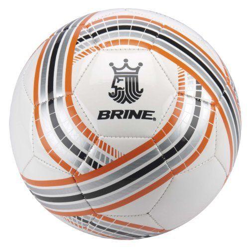 Brine Soccer King Lobo Ii Futsal Ball Orange Official By Brine 22 99 Introducing The Excellent Brine Lobo Ii Futsal Ba Soccer Pictures Soccer Soccer Ball