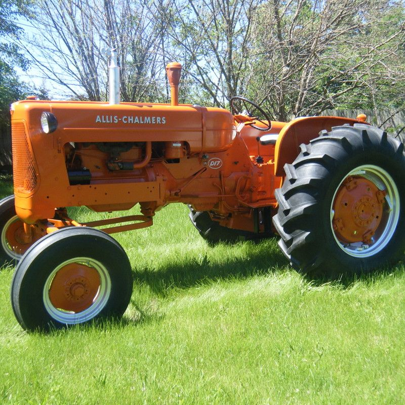 Do you think 1957 Allis-Chalmers D-17 deserves to win the
