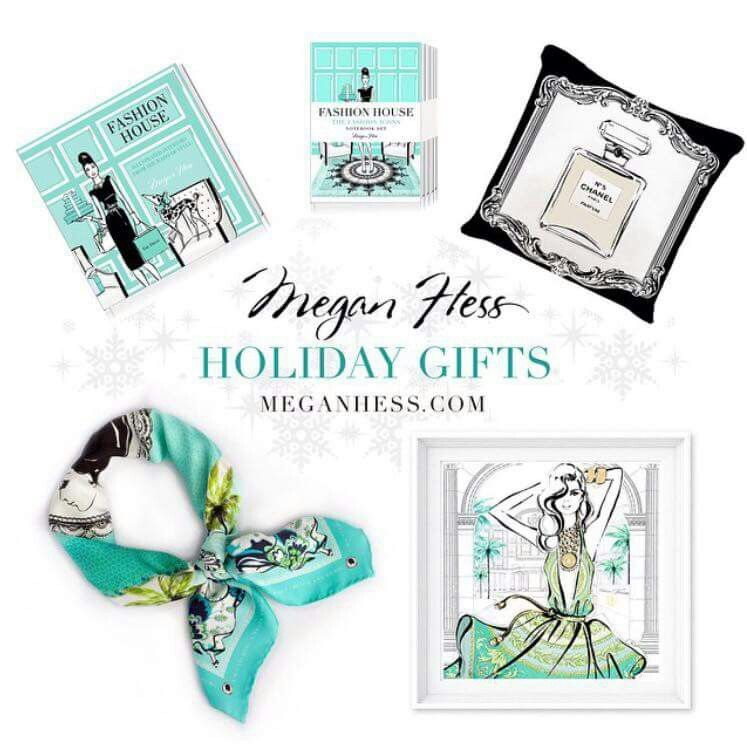 Gifts by Megan Hess