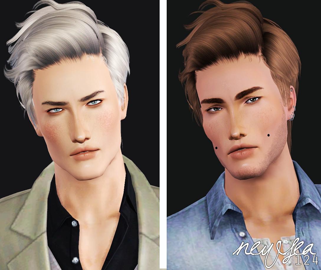 Sims 2 Hairstyles: Sims 2 Male Hair - Google Search