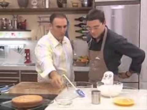 Receta De Tarta De San Marcos Jose Andres Youtube