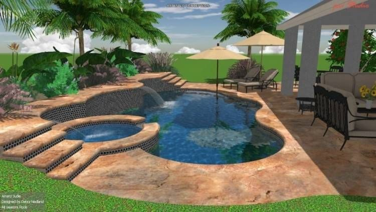 Design Swimming Pool Free Software Swimming Pool Designs Pool Designs Inground Pool Designs