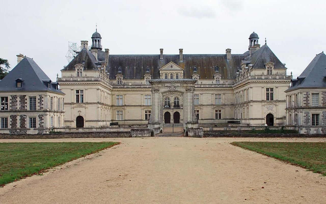 Chateau Angers Maine Et Loire Pays De La Loire Castle Estate