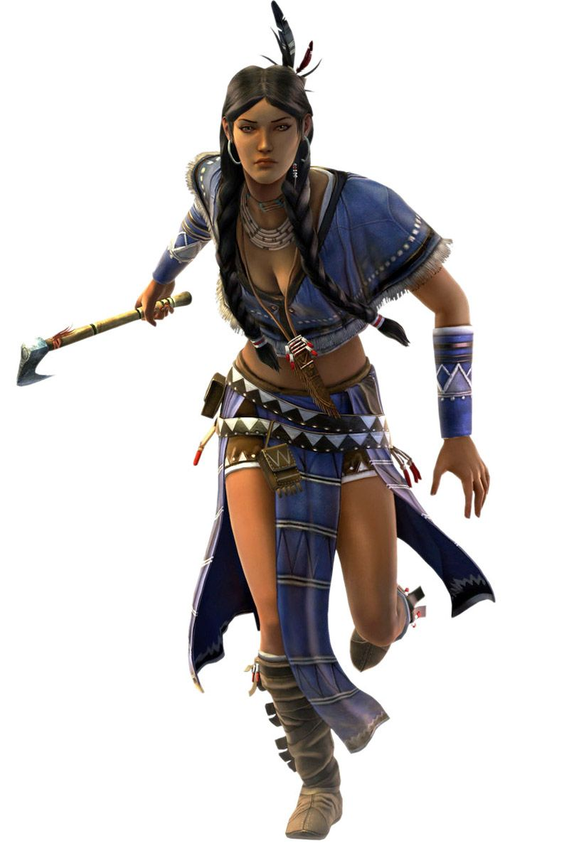 Agrownupgeekgirl Warrior Woman Character Art Assassins Creed Art