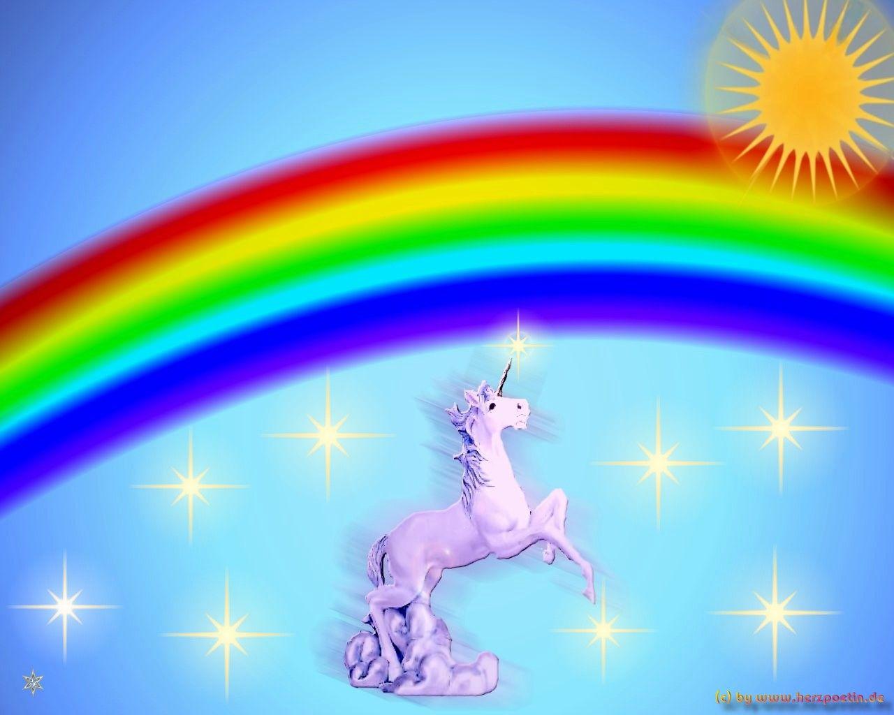 Rainbows and Unicorns on Pinterest | Unicorns, Rainbows and ...