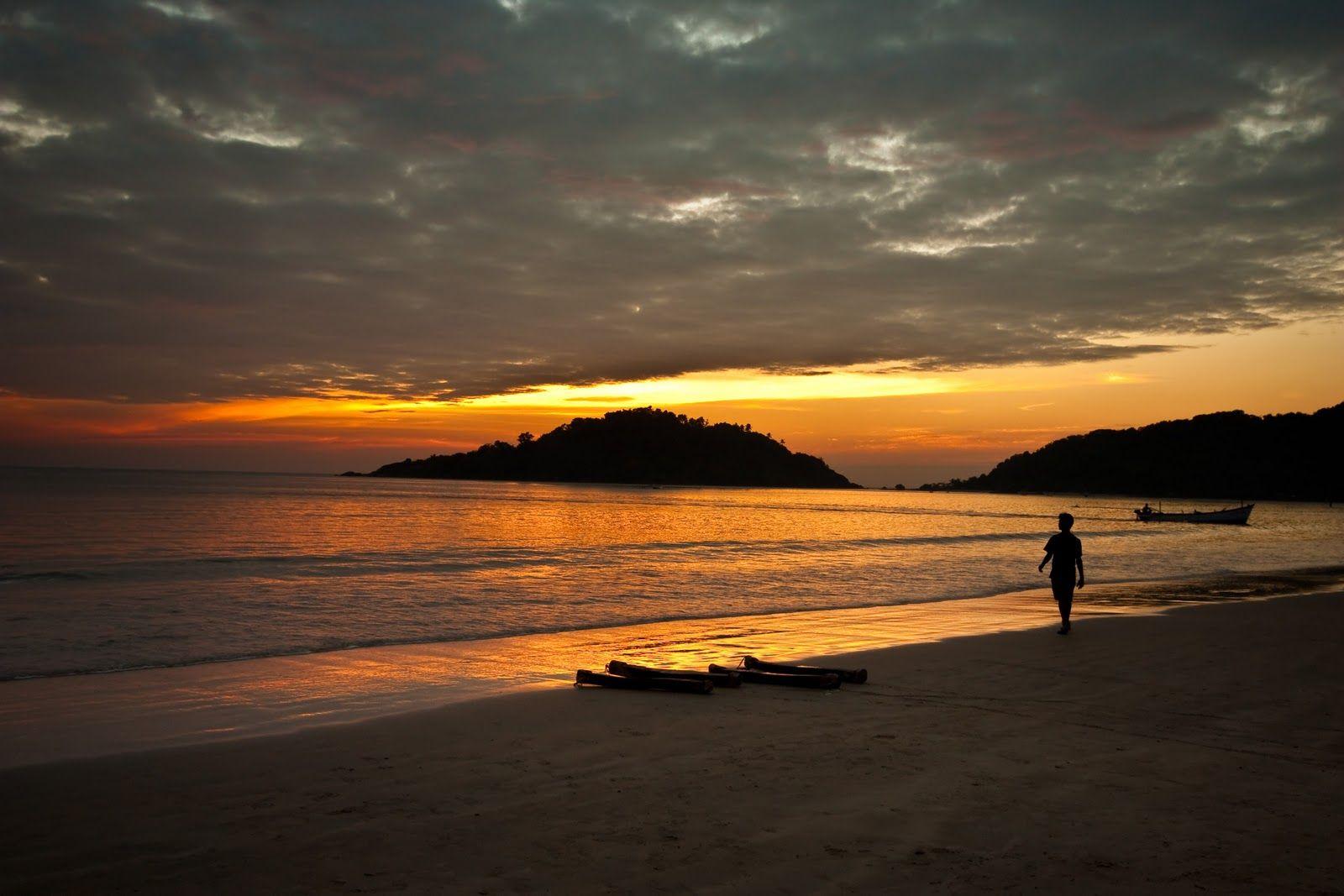 palolem-beach-sunset-goa (With images) | Beach sunset, India ...