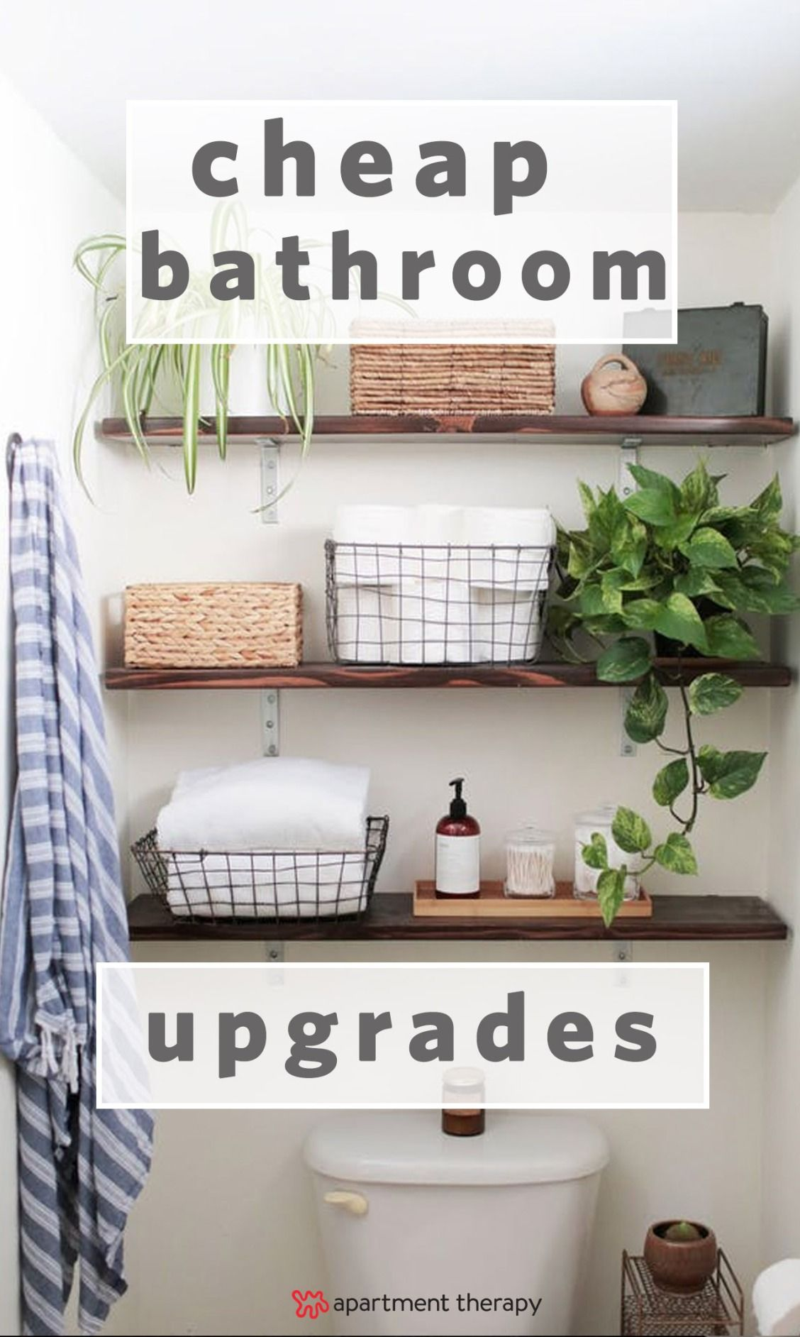 The Best Things You Can Do To Your Bathroom For Under 100