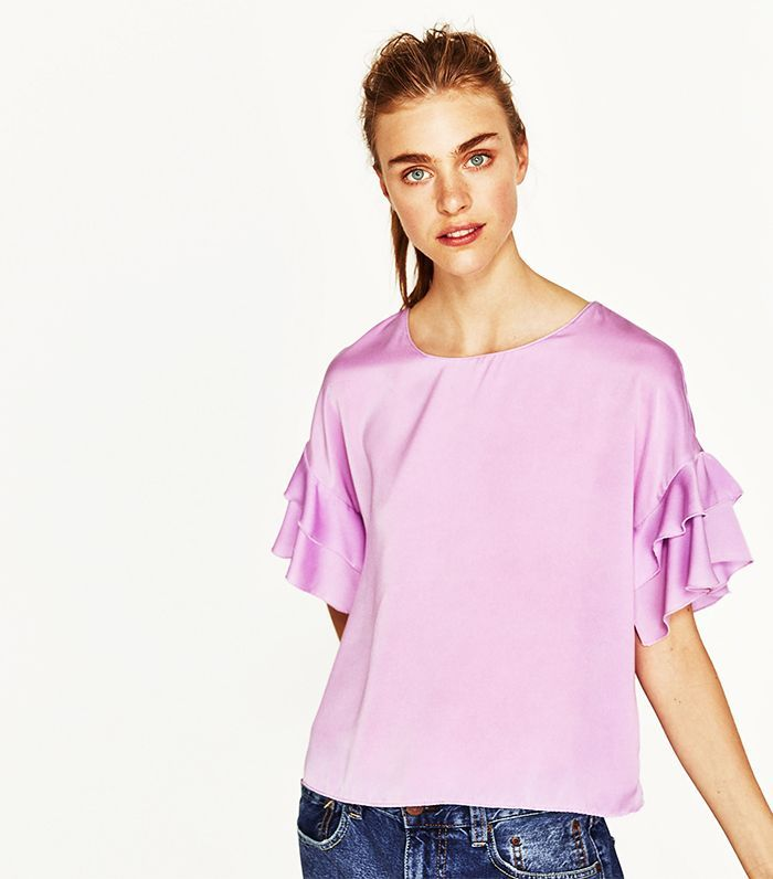 f6959a22eb8 Shop the 2018 Zara items fashion girls are bound to flock to. Our  suggestion  Grab them before it s too late.