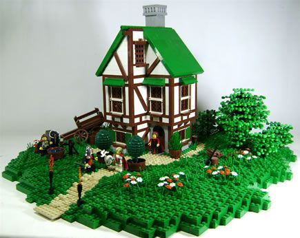 50 of the Most Amazing Lego Model Creations Cool lego creations