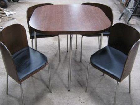 ikea fusion dining table 4 chairs for sale new used furniture