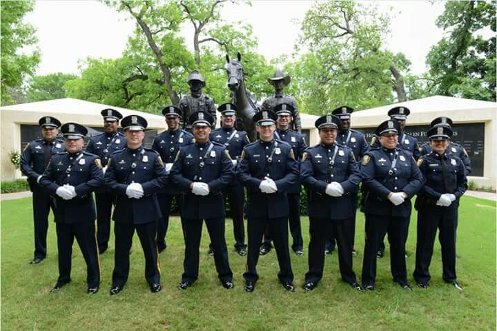 Fort Worth Police Honor Guard Officers Fort Worth Police Honor Guard Servicemen