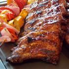 Photo of Spicy Chinese Barbeque Riblets Recipe