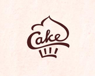 cake by veneta r food logo logopond com food beverage