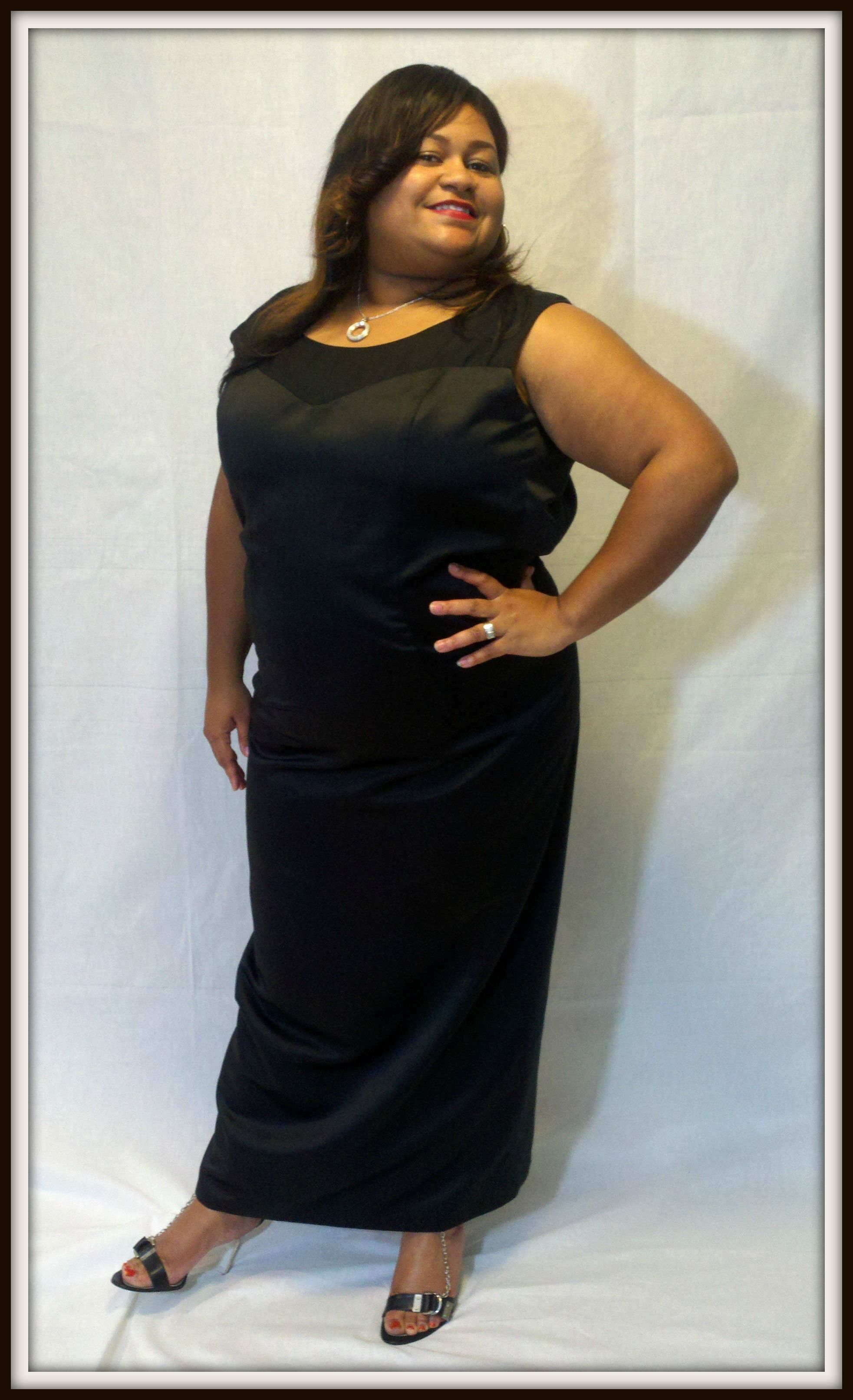 CGC Model Patrina King getting her diva on during the photo shoot of ...