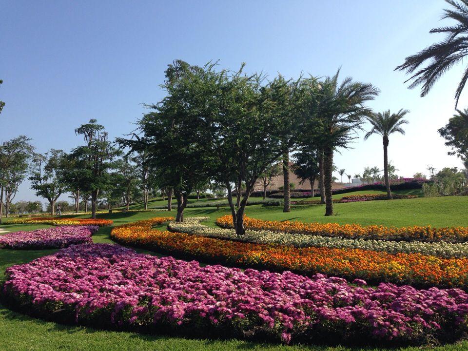 Jardín de las cuatro primaveras en Jardines de México Jardín de