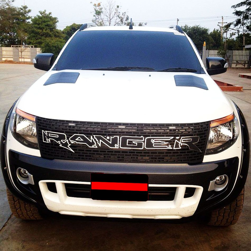 ford ranger raptor grill f rd ranger pinterest ford. Black Bedroom Furniture Sets. Home Design Ideas