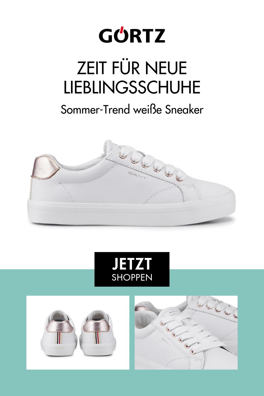 Sneaker BALTIMORE | Weiße sneaker, Weise sneaker und Sneaker