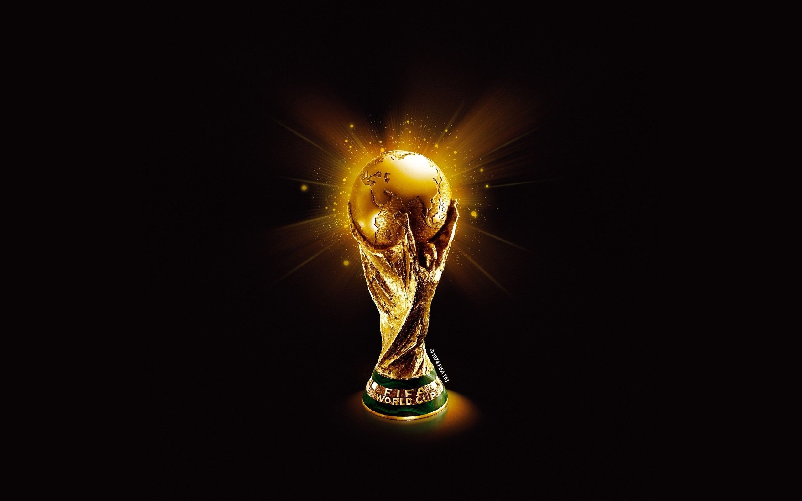 Fifa World Cup Golden Earth Globe Sport Various Sports Wallpapers Hd Wallpaper Download For Ipad And Ipho World Cup Trophy World Cup Match World Cup 2014