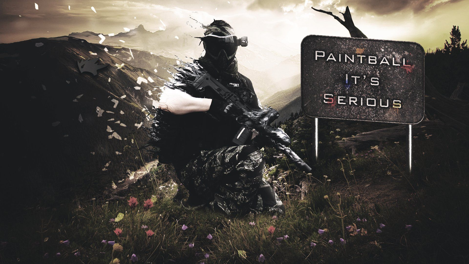 Best Paintball Wallpapers, Wide K Ultra HD Pics Collection 1024×576 Paintball Wallpaper |