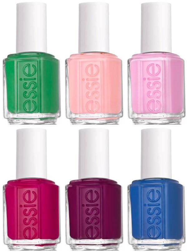 Essie Spring 2017 Baha Moment Collection   Beauty Spring/Summer 2017 ...