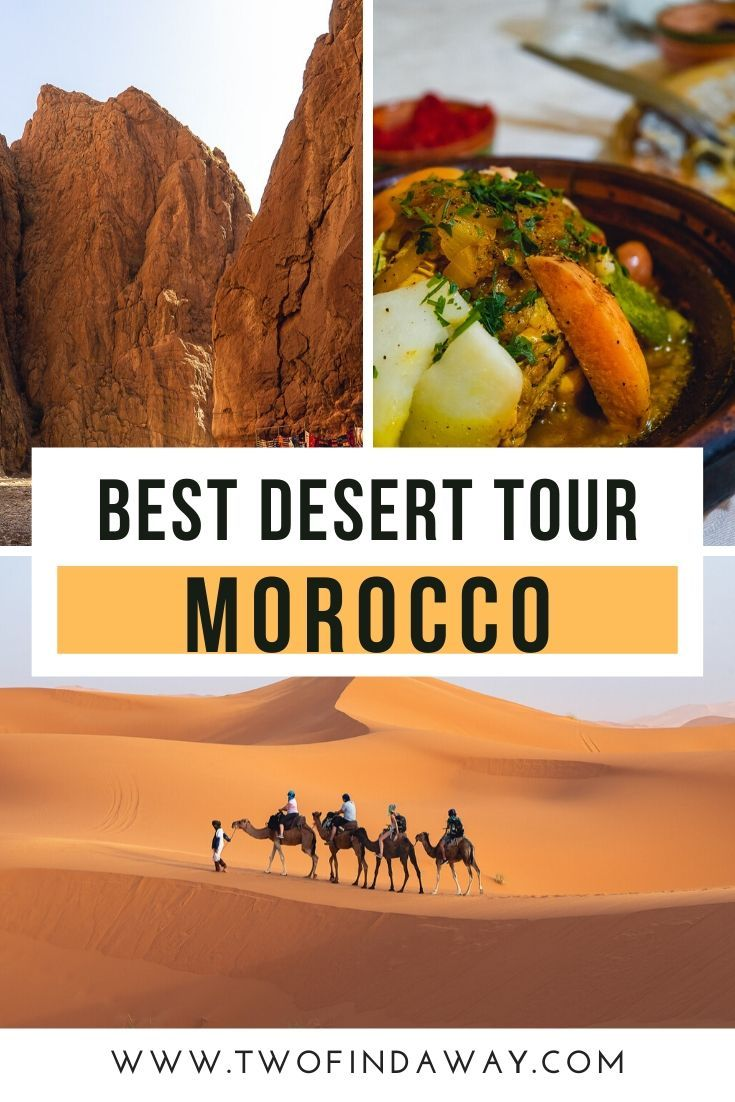 The Best Desert Tour in Morocco: Our Adventures Tr
