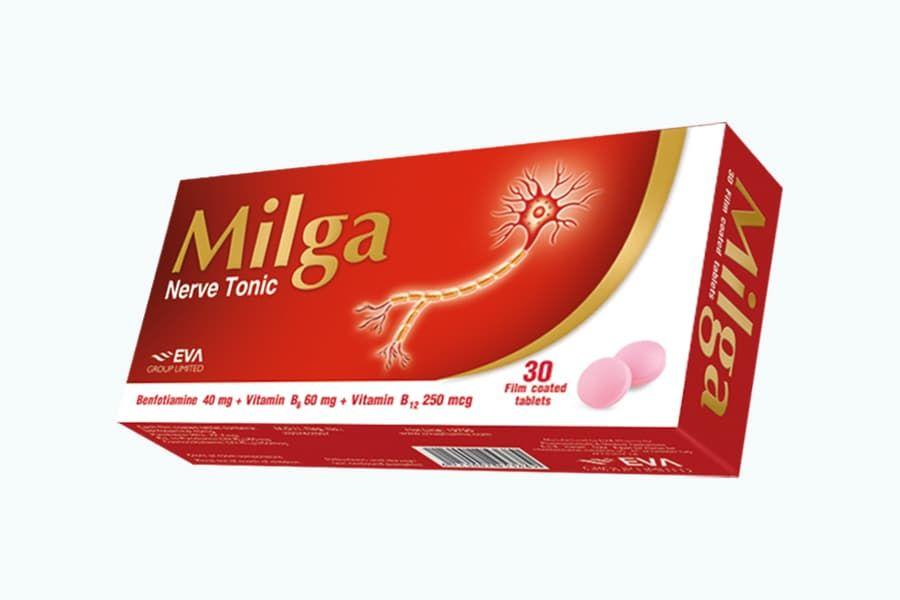 ميلجا Milga Personal Care Toothpaste