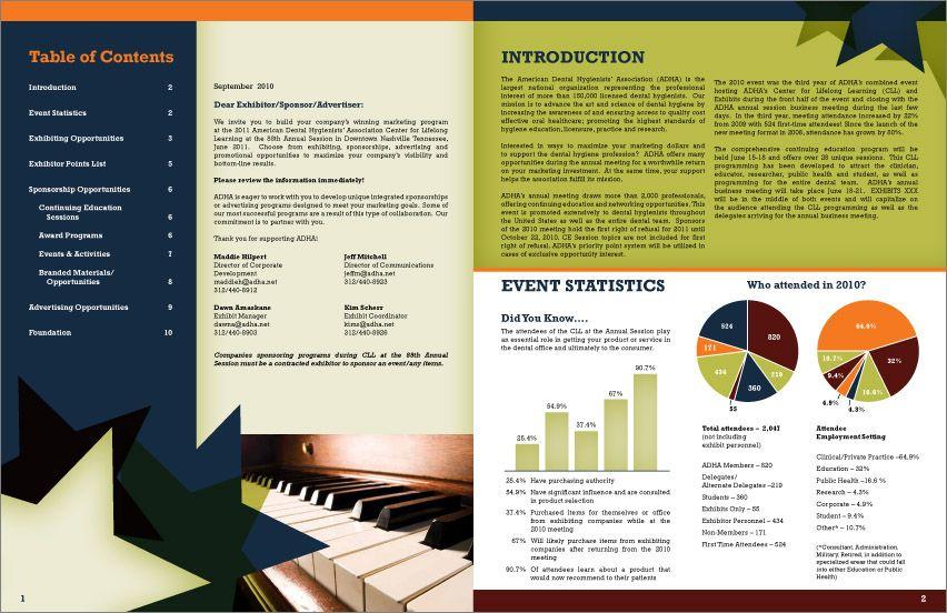22 2011 adha prospectus sponsorship guidefinal 2jpg 852 With sponsorship prospectus template