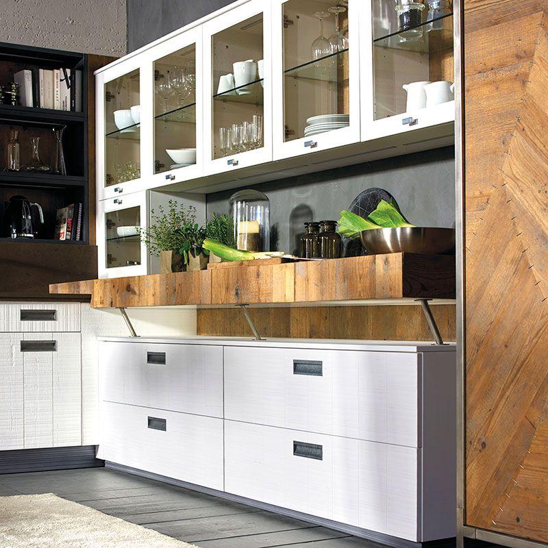 la cucina componibile lab 40 di marchi cucine in stile moderno ... - Marchi Di Cucine