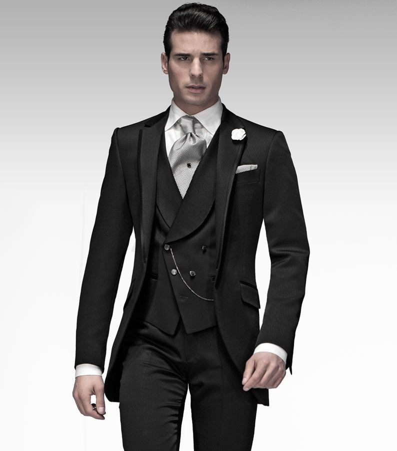 italian wedding suits | High Fashion Italian Wedding Suits, model ...