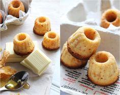 Mini Gugls Weiße Schokolade-Crisp