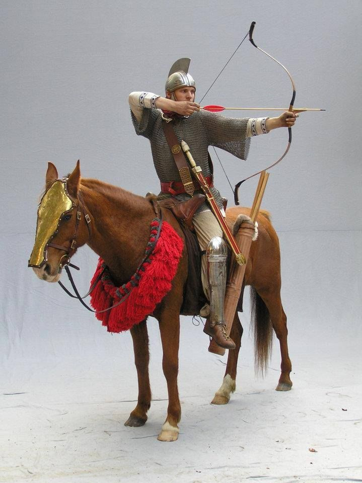 Late Roman Horse Archer Epic Ancients Pinterest