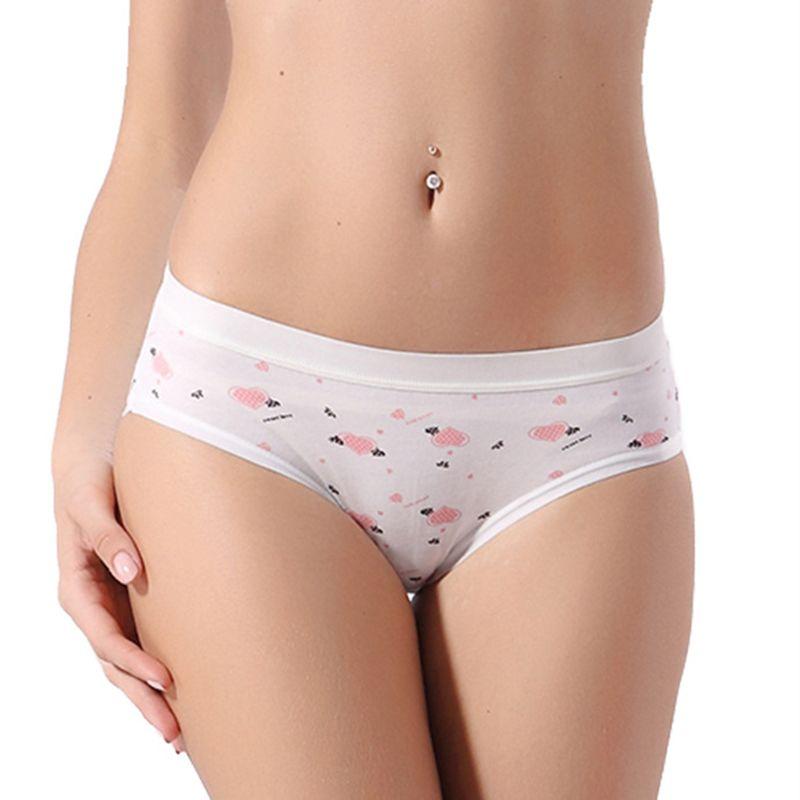 15e5c169e1f9 Hot Sale Brand New Sexy Calcinha Female Candy Color Casual Women Cotton  Underwear Panties Women's Butt Lifter Briefs #023