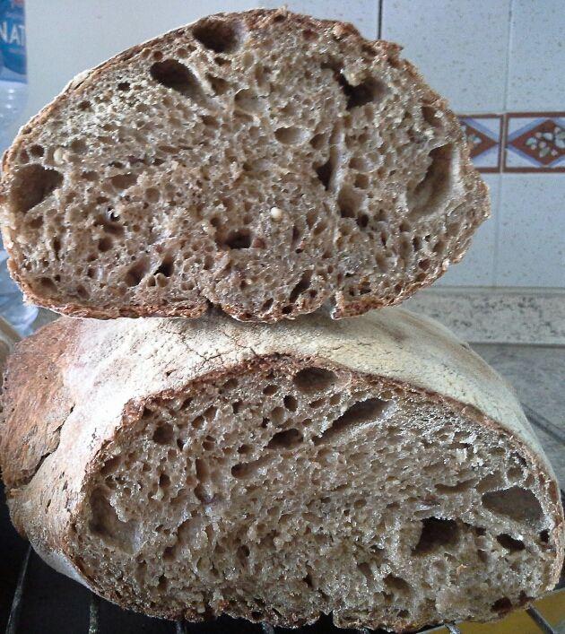 Terra degli Ulivi: La patata risolve tutto... pane ai 7 cereali..