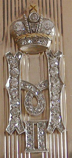 Faberge Gold Diamond Cigarette Case Gift from Nicholas II 1908-1917