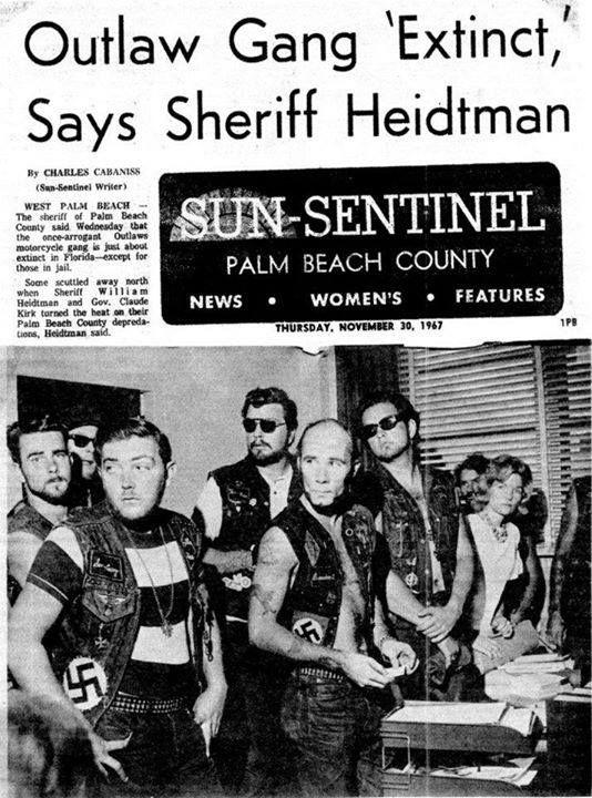 Outlaws Motorcycle Gang Florida | disrespect1st com