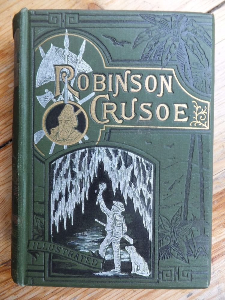 the truthfulness of daniel defoes novel robinson crusoe Robinson crusoe, written by daniel defoe in 1719, is considered by many to be the first english 'novel', and offers to literature what ian watt describes as 'a.
