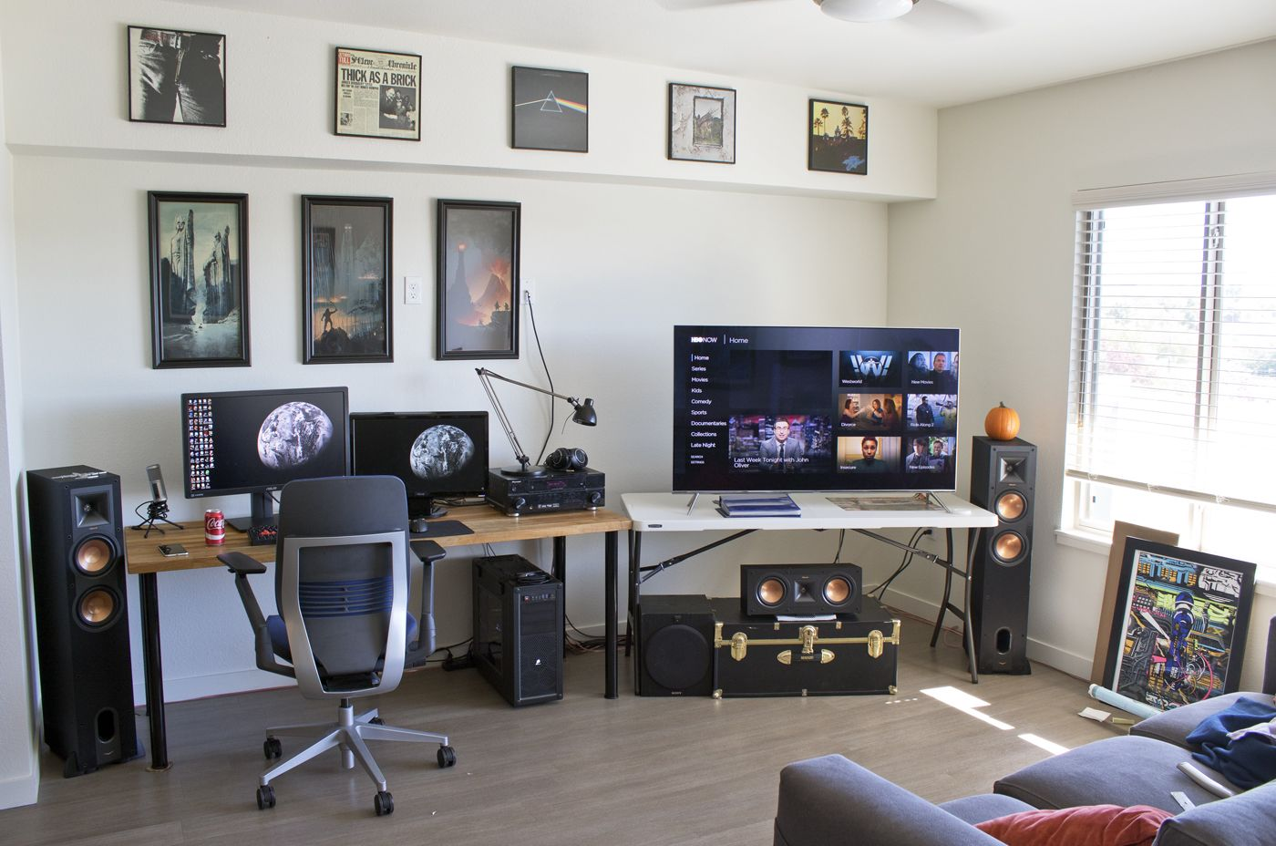 Http I Imgur Com Shwkvfc Jpg Game Room Decor Home Office Setup Game Room Design